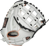 """2021 Rawlings LIBERTY ADVANCED COLOR Series 33"""" Fastpitch CATCHER'S MITT"""