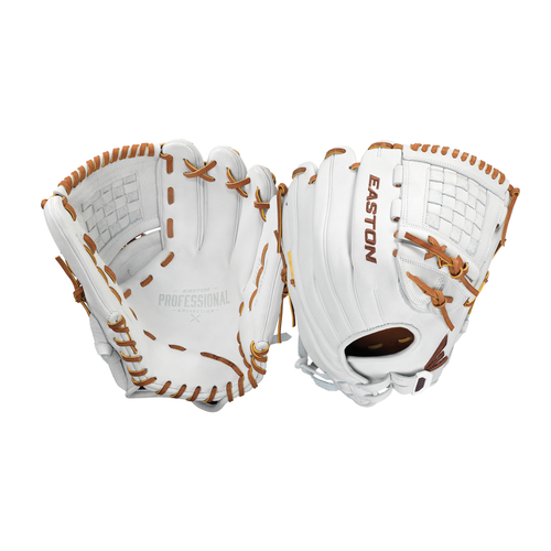"Fastpitch Series 12"" INFIELD PATTERN SPLIT WOVEN WEB"