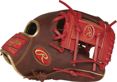 """Rawlings 11.5"""" Heart of the Hide Infield Glove PRO204-2TIG"""
