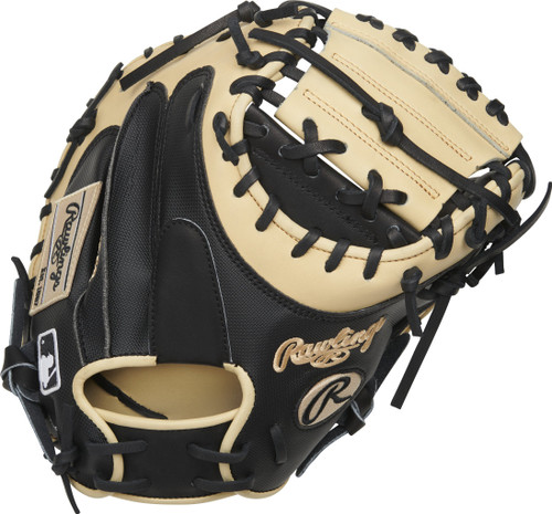 """2021 Rawlings 34"""" YADIER MOLINA HEART OF THE HIDE SPEED SHELL CATCHER'S MITT PROYM4BC"""