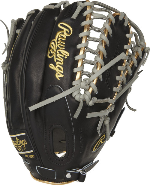 """2021 RAWLINGS PRO PREFERRED 12.75"""" MIKE TROUT OUTFIELD GLOVE"""