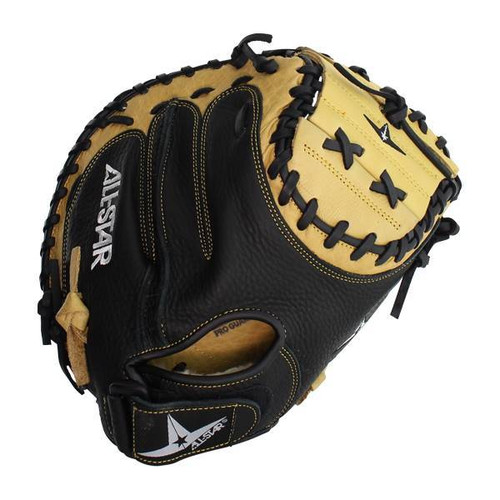 "All-Star 33.5"" Adult COMP Catcher's Mitt CM3031"