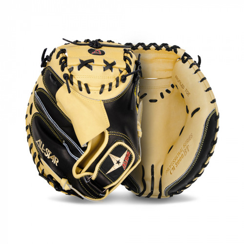 All-Star Adult PRO ELITE™ Catcher's Mitt CM3000