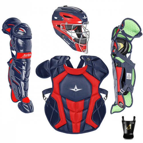 "2019 All-Star S7 AXIS™ Ages 12-16, 15.5"" Catcher's Gear"