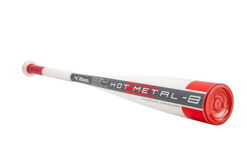2021 Mizuno USSSA B21 Hot Metal Baseball Bat (-8)