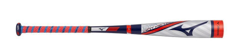 2019 Mizuno B19 Hot Metal (-10) USA Baseball Bat