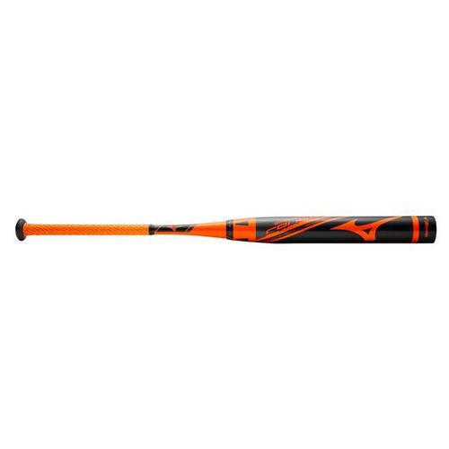 2019 Mizuno Crush-End Load USSSA Slowpitch Softball Bat - Blazing Orange