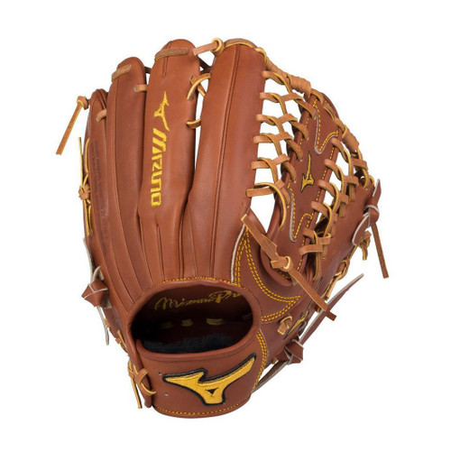 "Mizuno Pro 12.75"" Limited Edition Outfield Baseball Glove (ships Directly from Mizuno in 3-5 business days)"