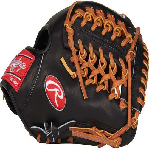 """Rawlings 11.5"""" Heart of the Hide Trap-Eze Infield Glove"""