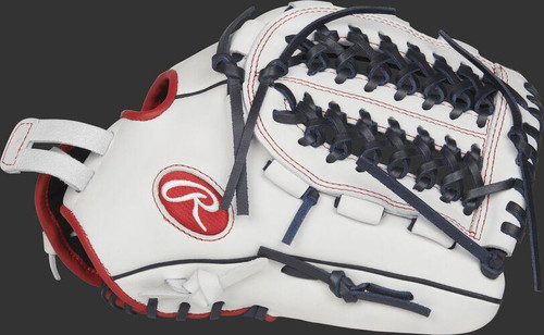 """Rawlings Liberty Advanced 12.5"""" Fastpitch Finger Shift Outfield Glove"""