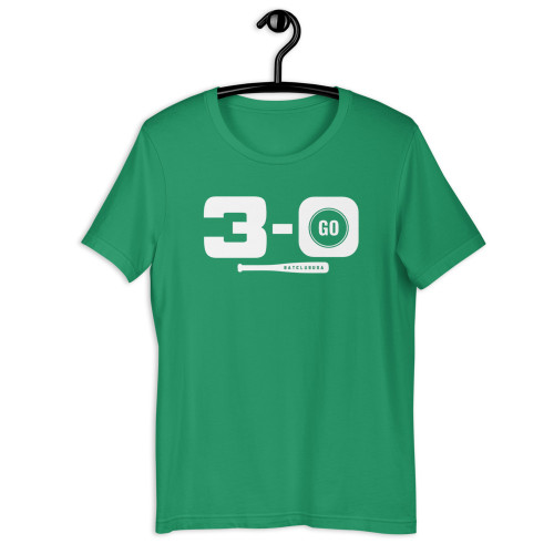 3-0 Greenlight Unisex T-Shirt