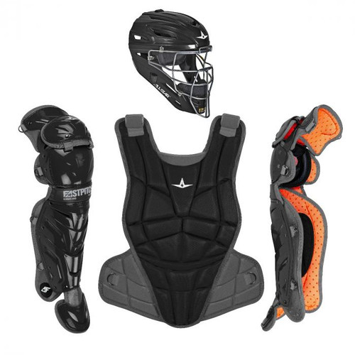 All-Star AFX™ Fastpitch Catching Kit - Black