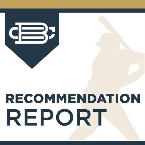 Bat Recommendation Report