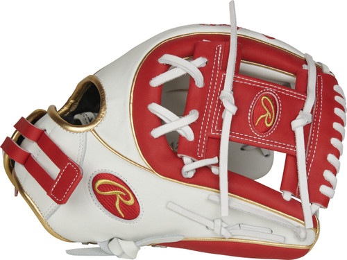 "2021 Rawlings LIBERTY ADVANCED COLOR Series 11.75"" Fastpitch INFIELD Glove"
