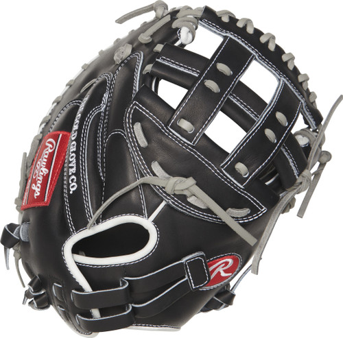 "Rawlings HEART OF THE HIDE 33"" Fastpitch Catcher's Mitt"
