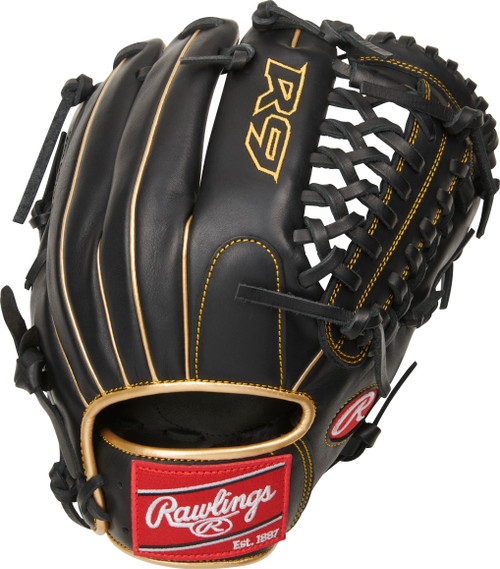 "2021 Rawlings R9 Series 11.75"" Infield/Pitcher's Glove R9205-4BG"