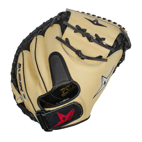 "All-Star 33.5"" Adult Pro COMP Catcher's Mitt CM3200SBT"