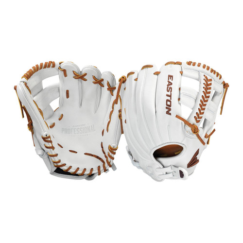 "Easton 11.75"" Professional Collection Fastpitch Series Pitcher/Infield -Braided Web"