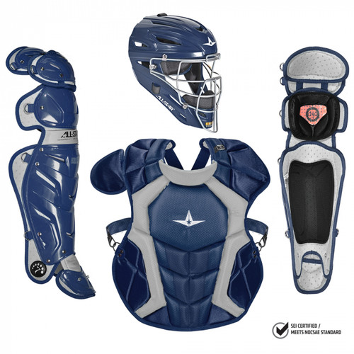 2019 All-Star All Star Adult Nocsae System7 Axis Catcher's Gear
