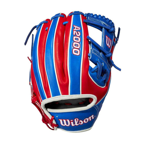 "2021 Wilson A2000 1786 Dominican Republic 11.5"" Infield Baseball Glove - Limited Edition"