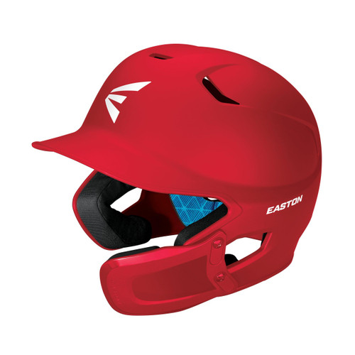 Easton Z5 2.0 Matte W/Universal Jaw Guard Helmet