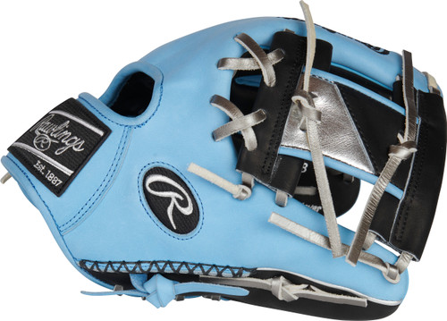 2022 Rawlings HEART OF THE HIDE COLORSYNC 5.0 11.5-INCH I-WEB GLOVE PRO204-2BCB | LIMITED EDITION