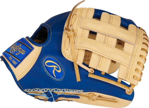 2022 Rawlings HEART OF THE HIDE COLORSYNC 5.0 11.75-INCH I-WEB GLOVE PRO205-6CRG| LIMITED EDITION
