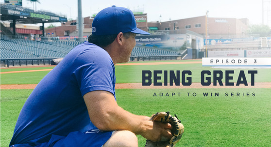 ADAPT TO WIN - Episode 3: Youth Players - Being Great