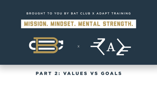 Mission: Part 2 - Goals, Values and Prepping For Your Mission Statement