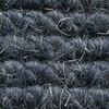 "Imported German Wool Square Weave Carpet 71"" - 318 Dark Blue"