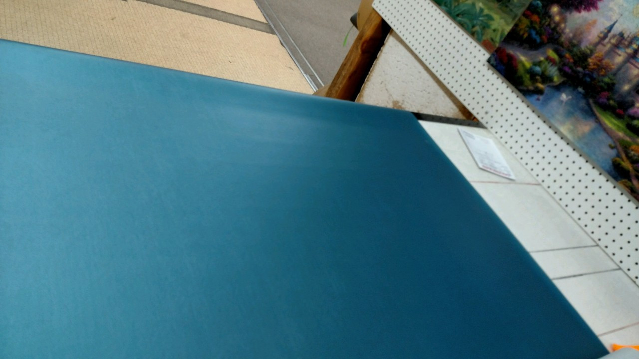 "Madrid 2309 CLASSIC Metallic Medium Blue Vinyl 54"" ENDURATEX"