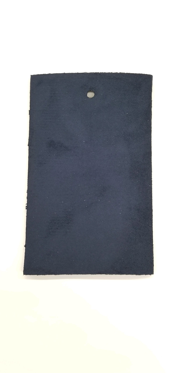 "Luxury STRETCH Suede Headliner Navy 57"" - Sold by the CONTINUOUS YARD!"