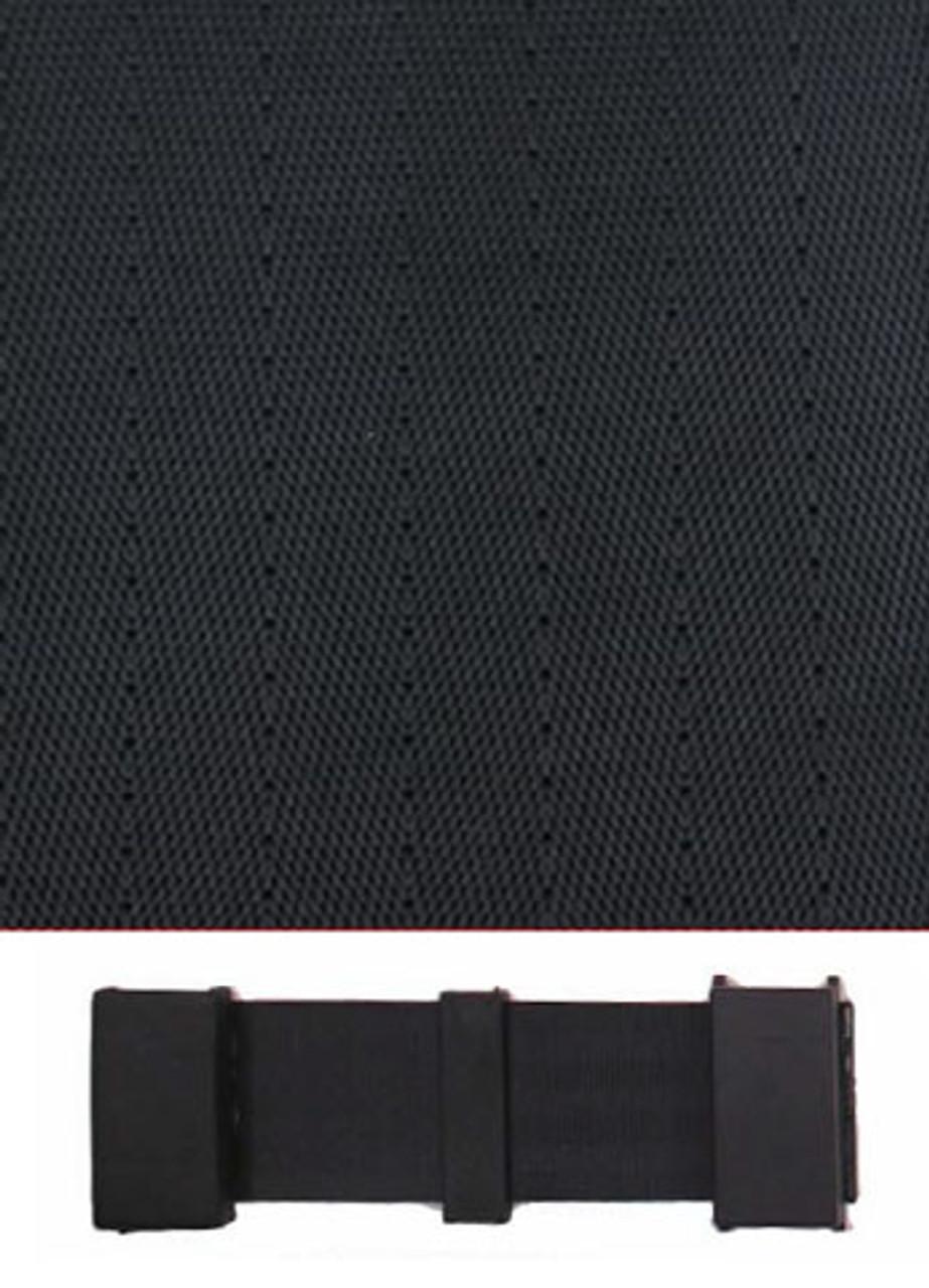 1000 Black with Black Plastic Trim