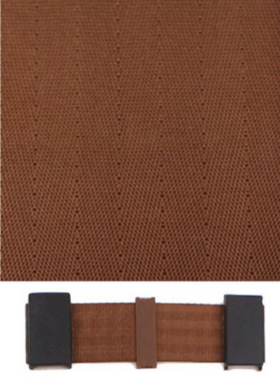 3004 Brown with Black Plastic Trim