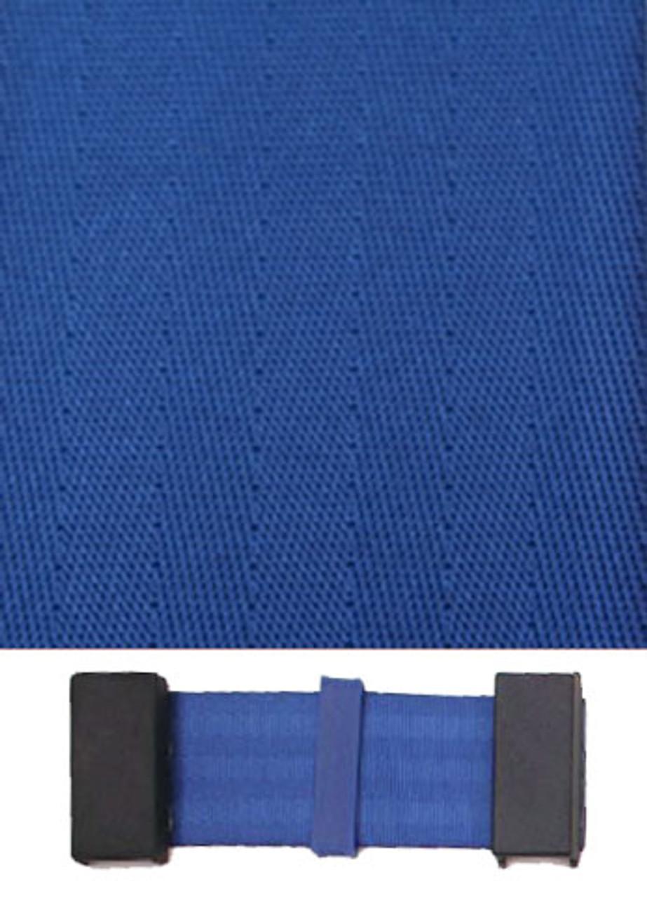 4006 Cobalt Blue with Black Plastic Trim