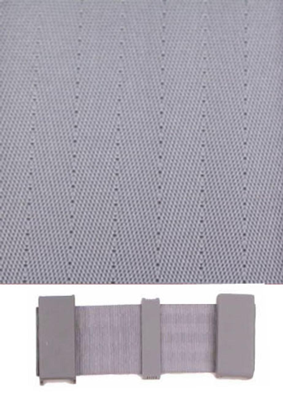 6005 Gray with Gray Plastic Trim