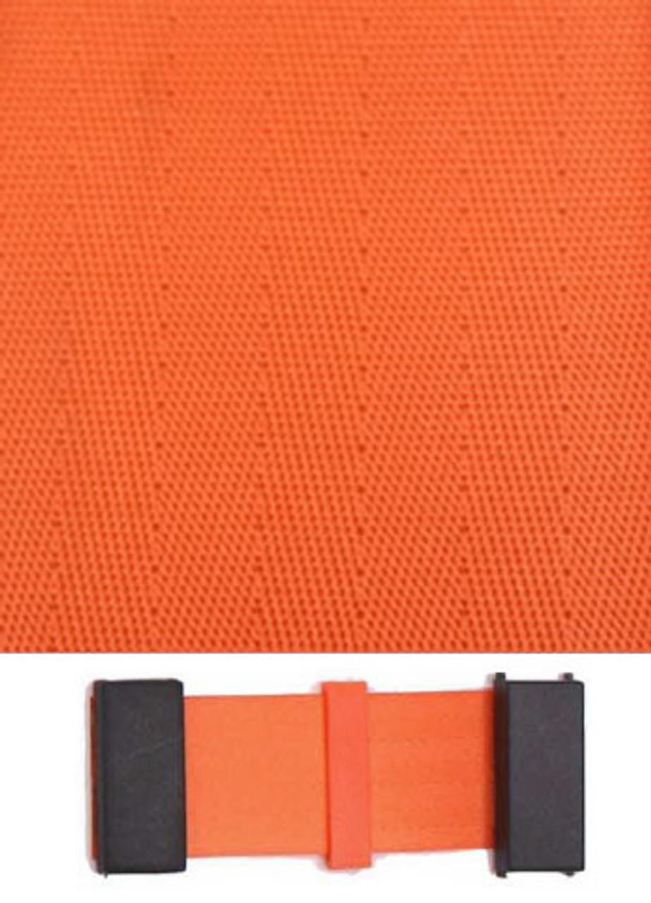 7001 Orange with Black Plastic Trim