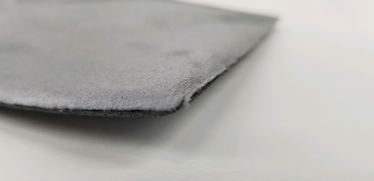 The LOOK & FEEL of a Suede Headliner without the high cost of actual suede! Samples available upon request!
