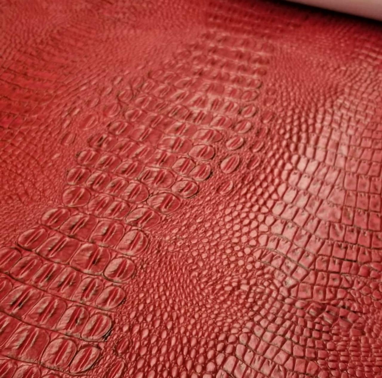 """JJ Wild CROC Flame Red Vinyl 56"""""""