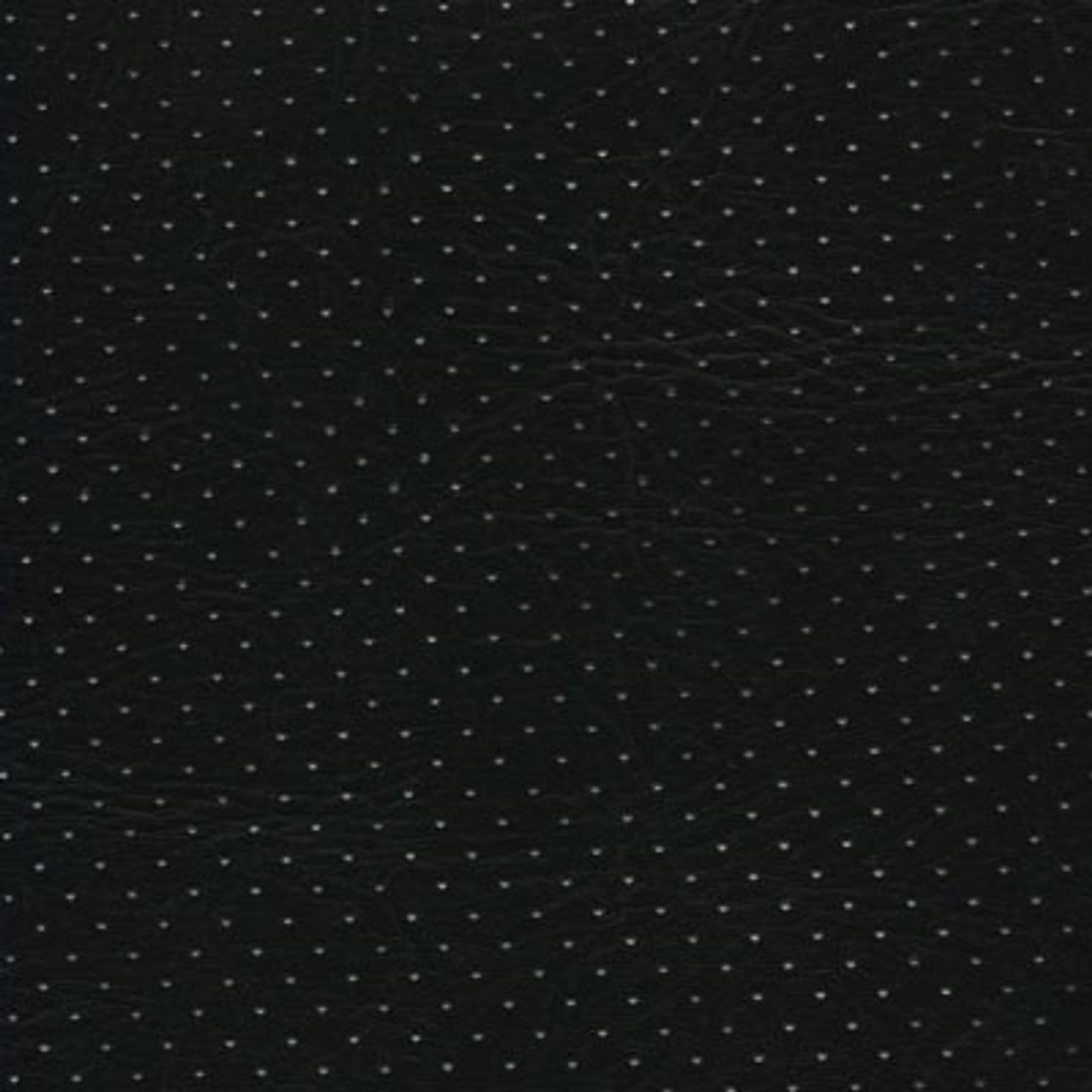 "Enduratex Vinyl Headliner CLASSIC PERFORATED 1000 Black 54"" - Sold by the CONTINUOUS YARD!"
