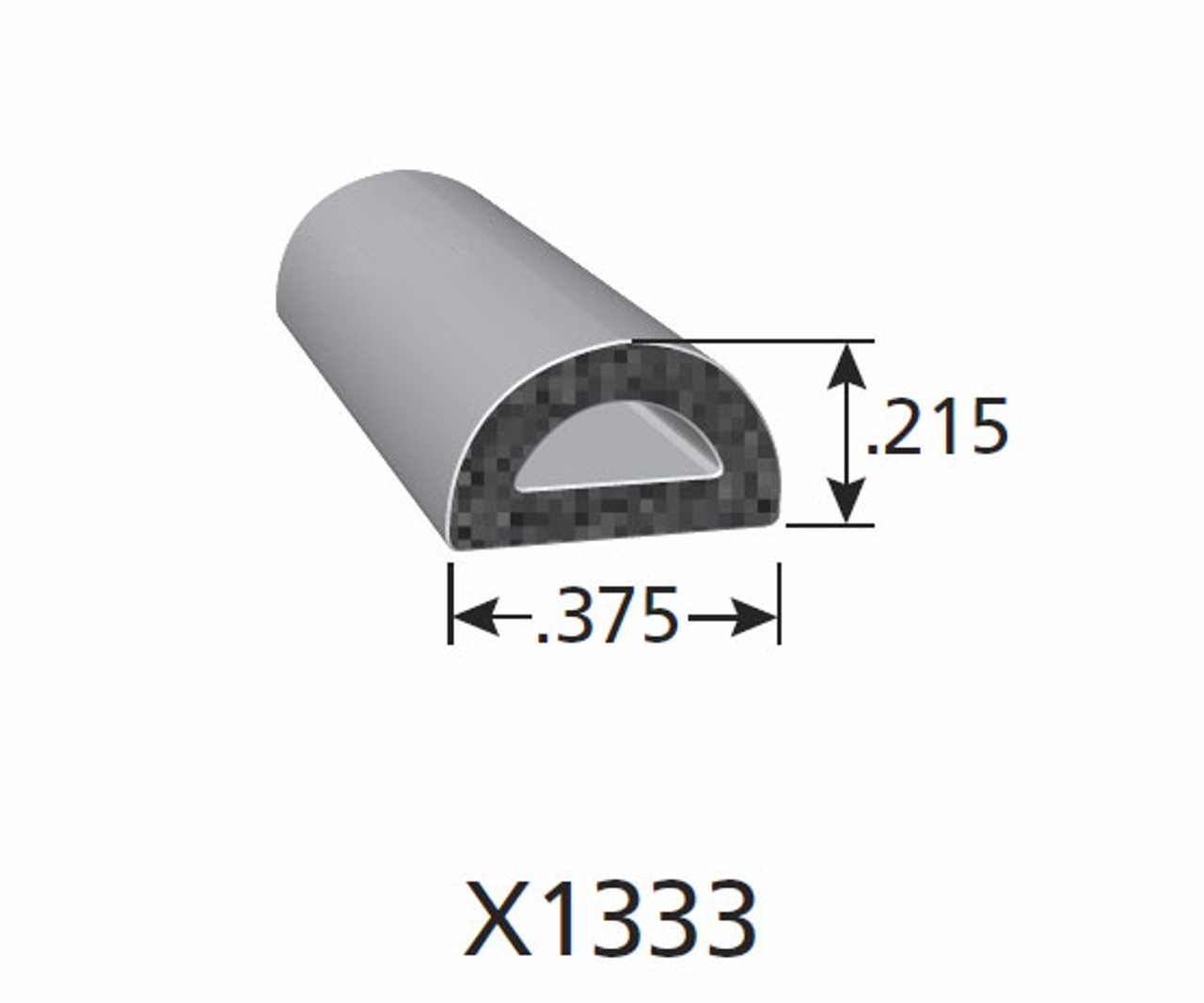 Rubber Seal X1333-HT