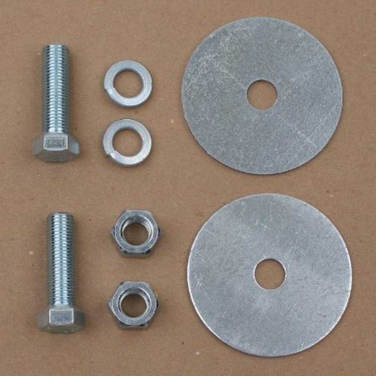 HW #2 - Bolt Kit for Lap/Seatbelt