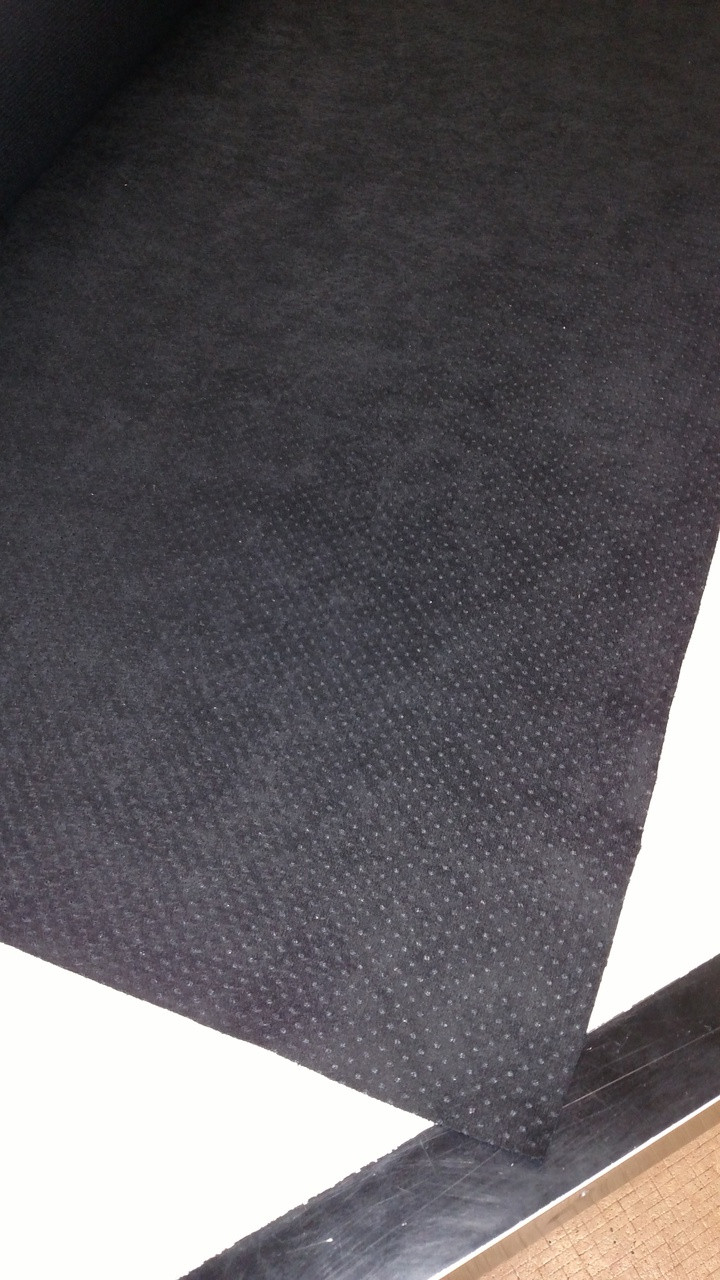 Taken with a FLASH so Perforated Pattern can be seen!