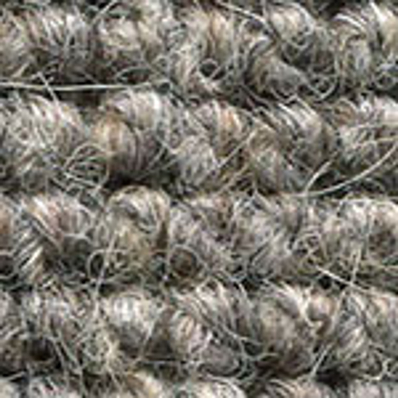 "Imported German Wool Square Weave Carpet 65"" - 701 Grey"
