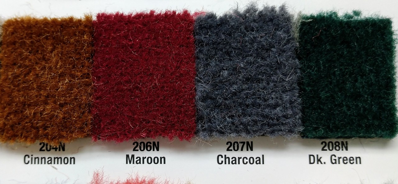 Samples available upon request! / MAROON is in between Cinnamon & Charcoal