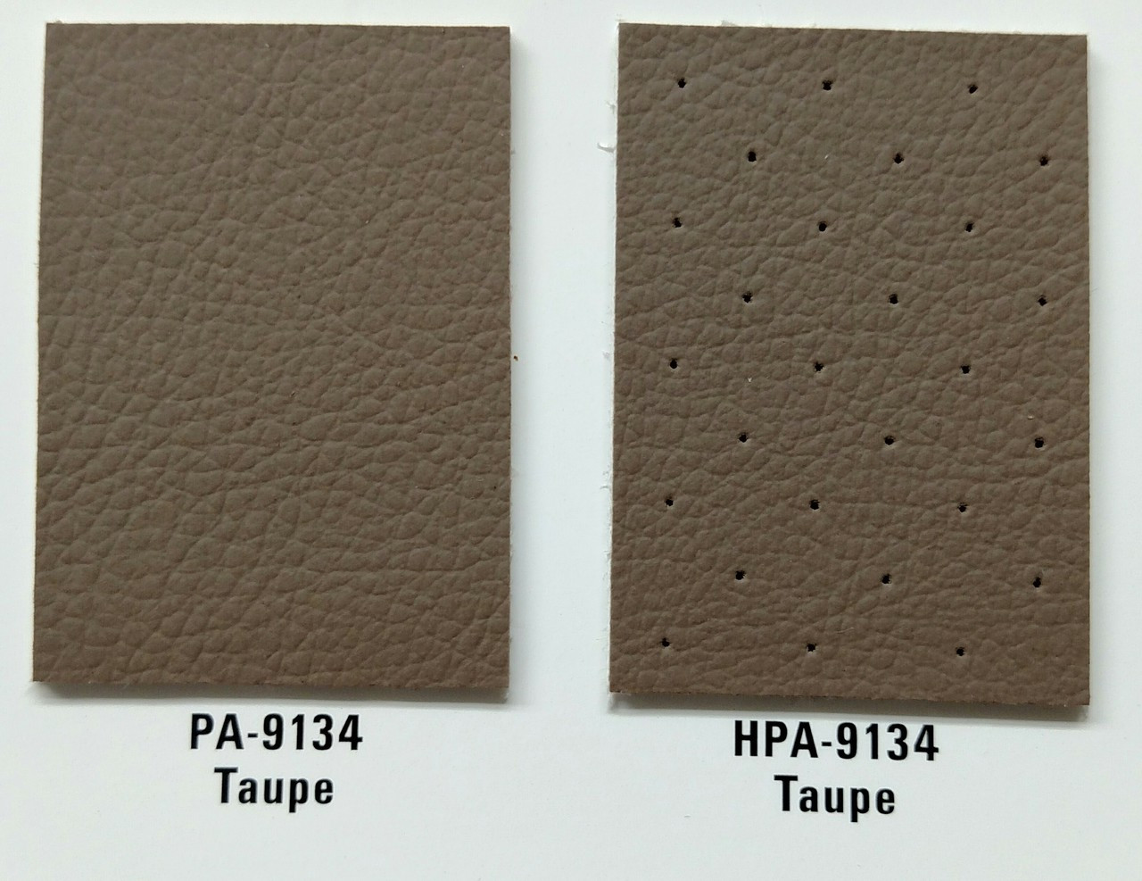 Shown here with HPA 9134 Taupe Perf.