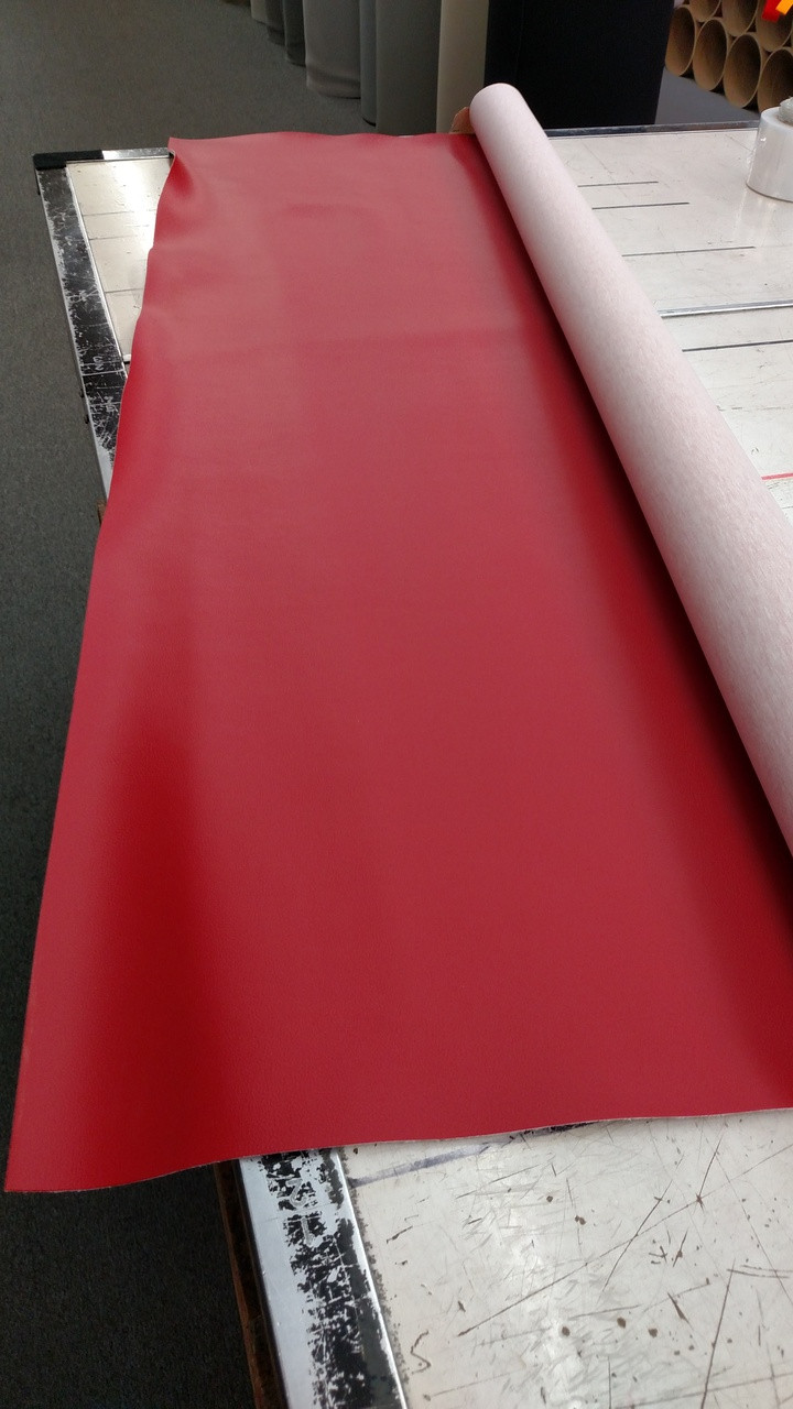 """PA-7300 PALMA Rosso Red Vinyl 54"""""""
