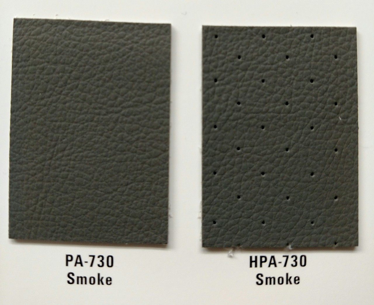 Shown here with HPA 730 Smoke Perf.