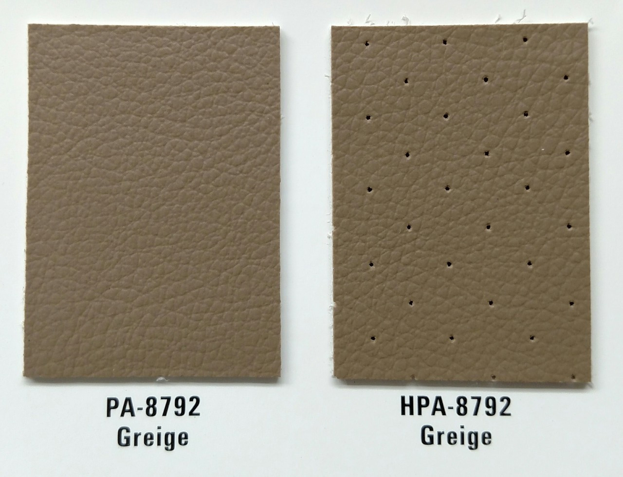 Shown here with PA 8792 Greige