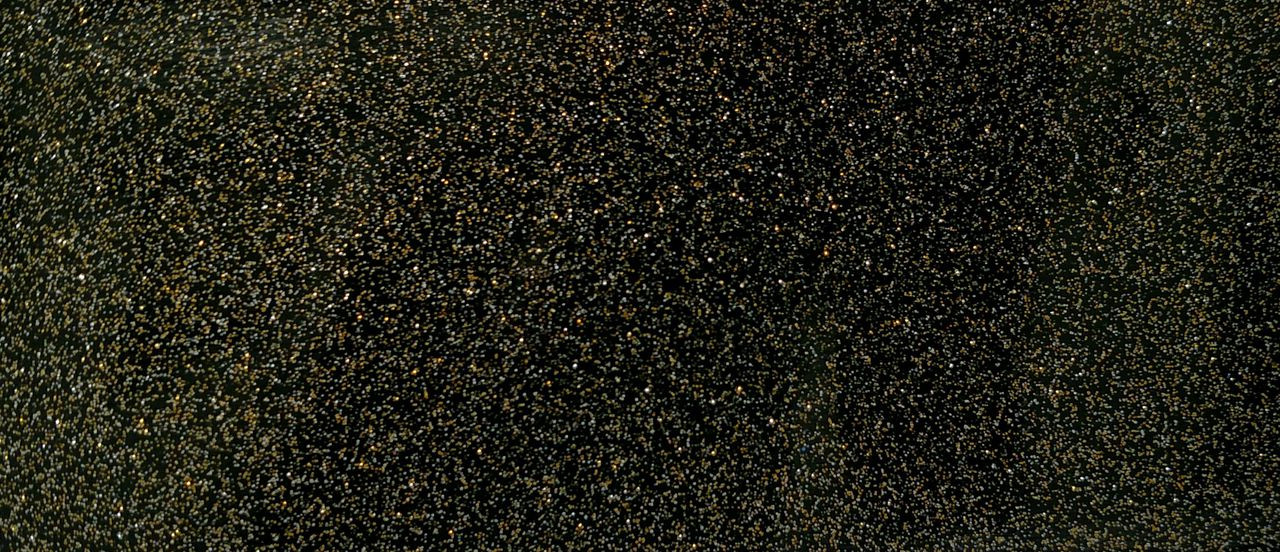 "Polaris Infinity Black METALFLAKE/GLITTER Vinyl 54"" Sold by the CONTINUOUS YARD"